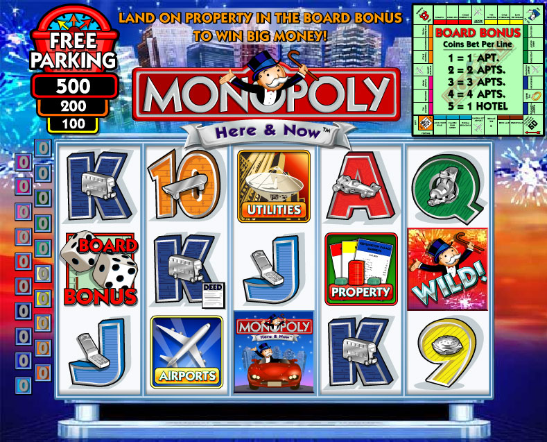 Spiele Epic MONOPOLY - Video Slots Online