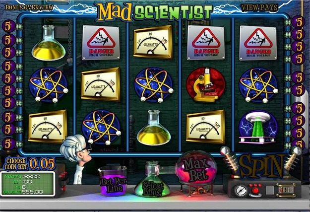 Mad Scientist 3D