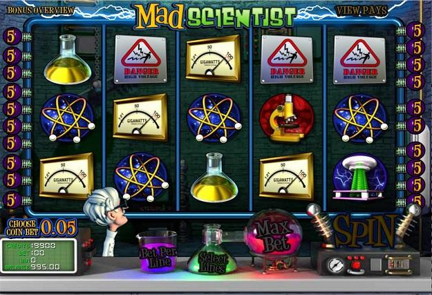 Mad Scientist 3D