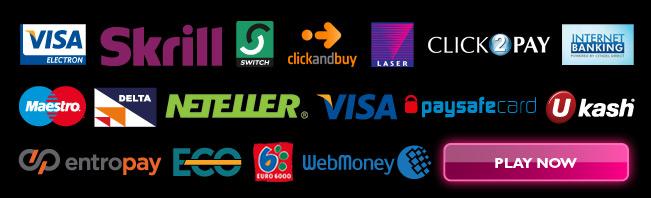 besten online casino payment methods