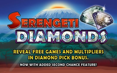 Serengeti Diamonds slot